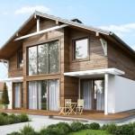 Сколько стоит построить каркасный дом