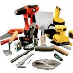 инструменты в строительных работах