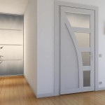 Межкомнатные двери из современных материалов