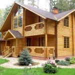 Мифы о строительстве домов из дерева