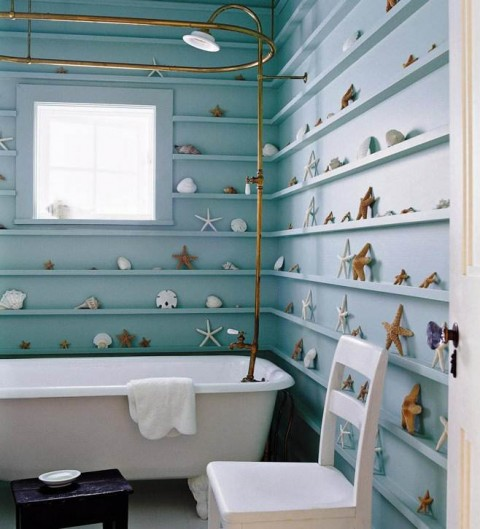 выбрать стиль ванной комнаты