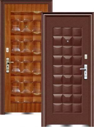 выбрать железную входную дверь