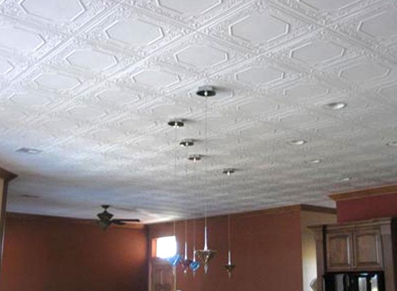 Как отремонтировать потолок фото