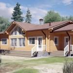 в России строят финские дома