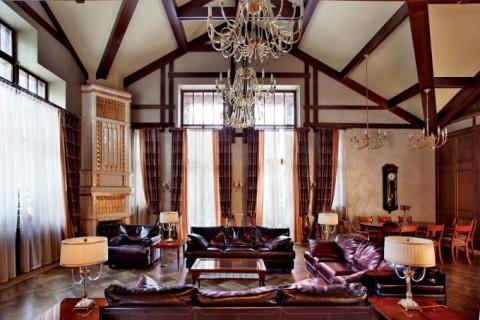 Оформление интерьера дома