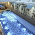 Как оформить бассейн