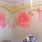 Типы росписи на стенах