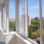 Утепление и остекление балкона