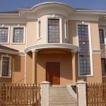 Архитектурно-декоративные элементы для оригинальных фасадов
