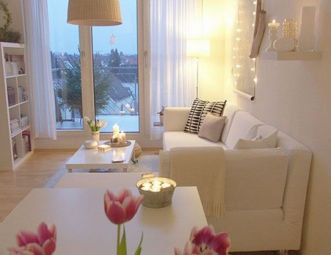 light-white-living-room-design