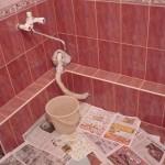 Как спрятать трубы в ванной, таулете и кухне